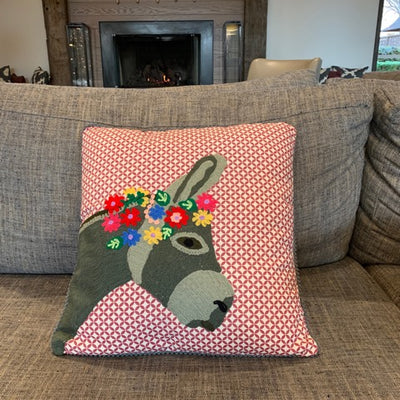 Festival Donkey Pillow