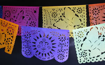 Fiesta Papel Picado Party Pack