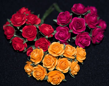 Mini Rose Bouquets