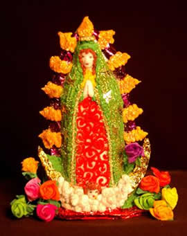 Virgin of Guadalupe Mold