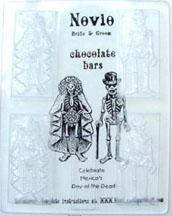 Novio Chocolate Skeleton Mold