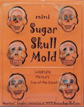 Oaxaca Sugar Skull Mold - Mini