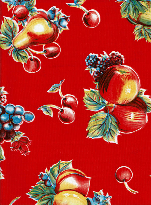Mexican Oilcloth - Pears & Apples