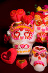 Sugar Heart Skull Kit