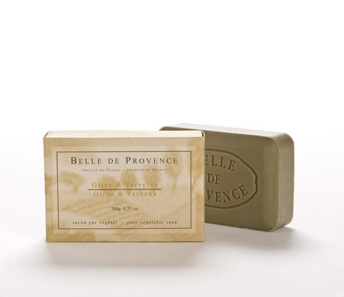 Olive Oil Verbena Bar Soap
