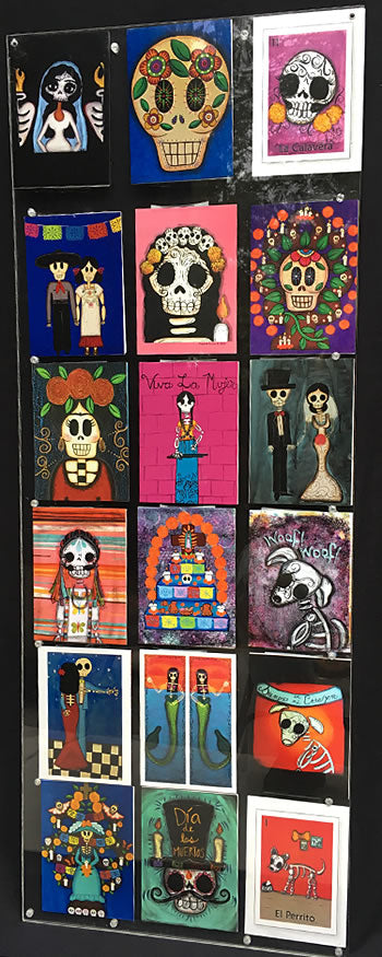 Day of the Dead Note Cards