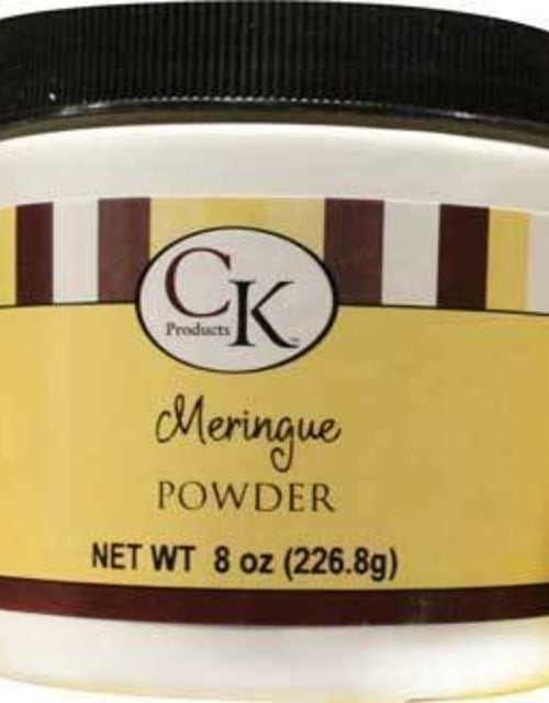Meringue Powder 8 oz Jar