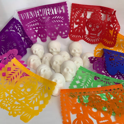 Day of the Dead Sugar Skull Kit