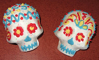 Oaxaca Sugar Skull Mold - Medium