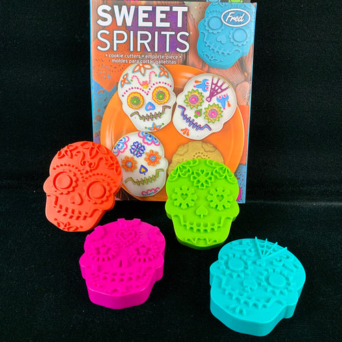Sugar Skull Cookie Cutters