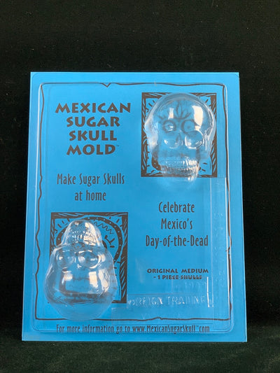 Original Medium Sugar Skull Mold