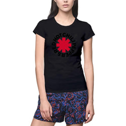 Red Hot Chili Peppers Asterisk Logo Women's T-Shirts