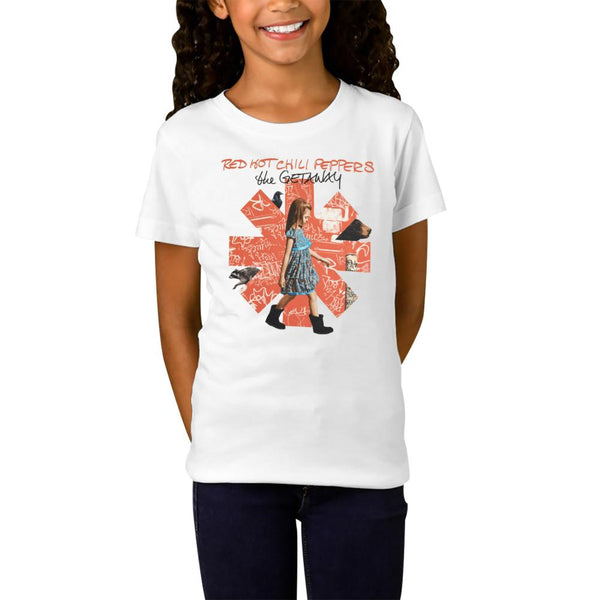 Custom Red Hot Chili Peppers Getaway T-Shirts - Pozapo 17222e9d8ad1