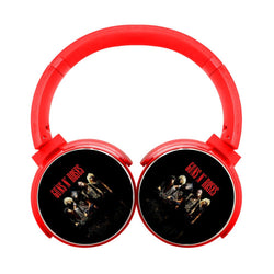 Guns N Roses Logo Bluetooth Headphones