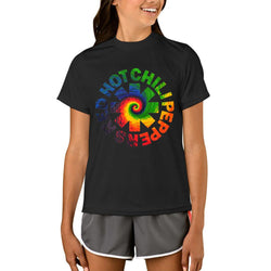 Red Hot Chili Peppers Tie Dye Youth T-Shirts