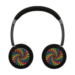 Grateful Dead Youtube Fashion Wireless On-Ear Headphones