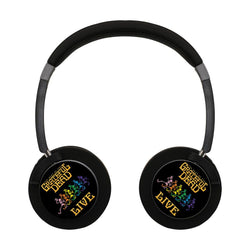 Grateful Dead Youtube Fashion Wireless Lightweight Long-Cord Headphones