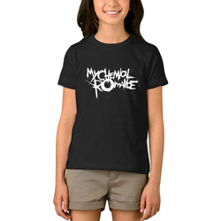 My Chemical Romance Logo Youth T-Shirts