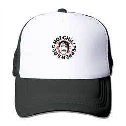 Red Hot Chili Peppers Art Mesh Cap