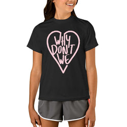 Why Don't We Heart Youth T-Shirts