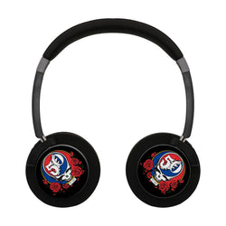 Grateful Dead Fashion Wireless On-Ear Headphones