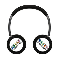 Grateful Dead Something Different Wireless On-Ear Headphones