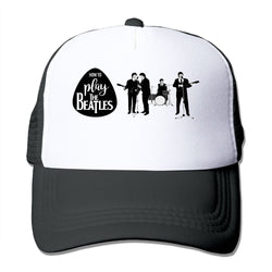 Happy Band The Beatles Mesh Cap