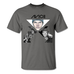 Avicii Photos Logo T-Shirts