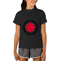 Red Hot Chili Peppers Asterisk Logo Youth T-Shirts