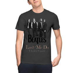 Love Me Do The Beatles Men's T-Shirt