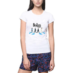 The Beatles Working Women's T-Shirts
