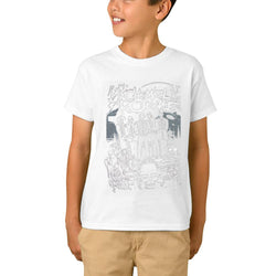 My Chemical Romance The Black Parade Poster Youth T-Shirts