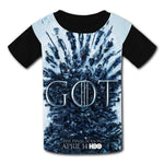 Game Of Thrones Kids T-Shirts-10