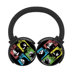 The Beatles e Mestre Yoda Bluetooth Headphones