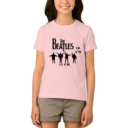 The Beatles Membros Old Rock Adesivo Logo Youth T-Shirts