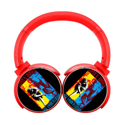 Guns N Roses 1991 Illusion Combo Bluetooth Headphones