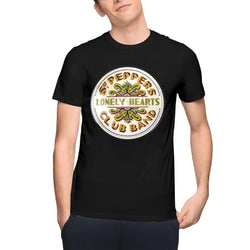The Beatles Lonely Hearts Sergeant Men's T-Shirt