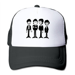 The Beatles Standing Mesh Cap