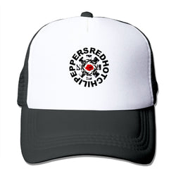 Red Hot Chili Peppers Blood Sugar Sex Magik Logo Mesh Cap