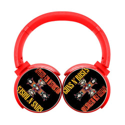 Guns N Roses songs Bluetooth Headphones