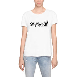 Good Mythical Morning Mythical Entertainment Logo Womens T-Shirts