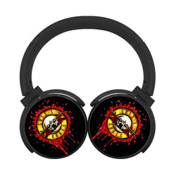 Guns N Roses Bullet Bluetooth Headphones
