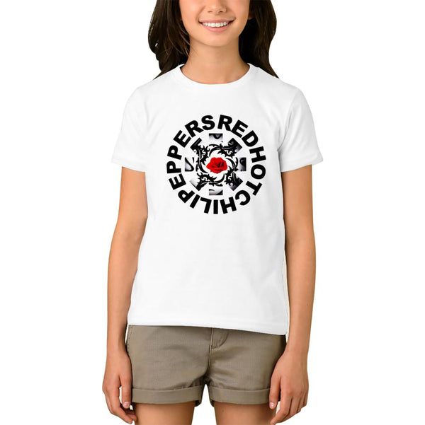 Customized Red Hot Chili Peppers Blood Sugar Sex Magik Logo T-Shirts -  Pozapo 3bef86409238