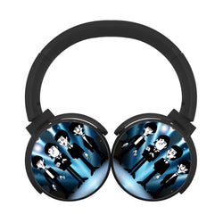 The Beatles Standing Bluetooth Headphones