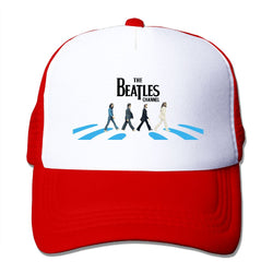 The Beatles Working Mesh Cap