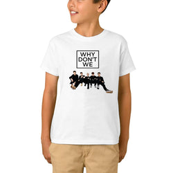 Who Is Why Don't We Youth T-Shirts