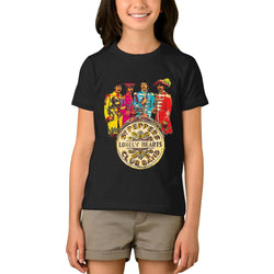 The Beatles Stg Pepper Youth T-Shirts