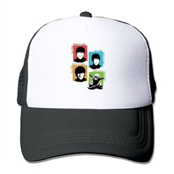 The Beatles Yoda Star Wars Mesh Cap
