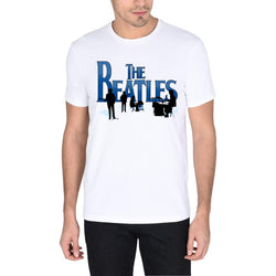 The Beatles English Rock Band Men's T-Shirt