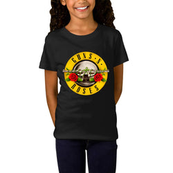 Guns N Roses Logo Youth T-Shirts